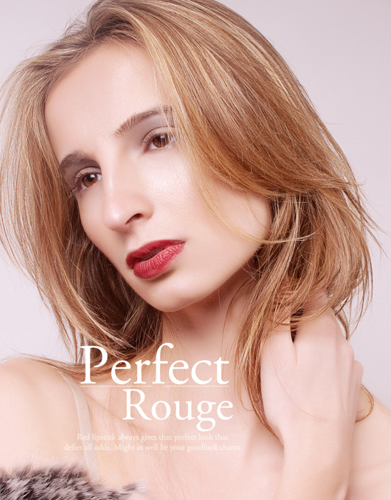 photoblog image Perfect Rouge